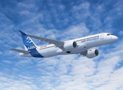 New US airline start-up signs commitment for 60 Airbus A220-300 jets