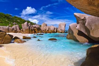 European Union to spend two million Euros for works on La Digue, Seychelles