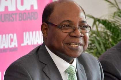 Tourism Minister Bartlett spells it out in Jordan: Come To Jamaica