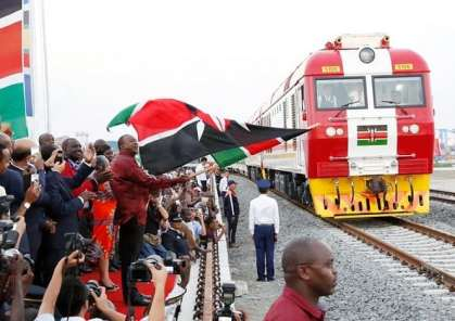 Two top Nairobi-Mombasa railway officials arrested for corruption