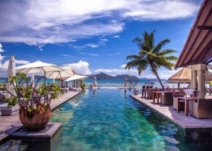 Hotels and Resorts in Seychelles are now in a class to themselves