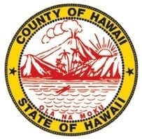 Not clear: State of Emergency in Hawaii County?