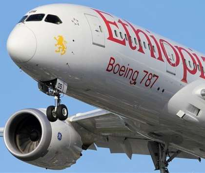 Ethiopian Airlines Receives ISO Environment Management System Certification