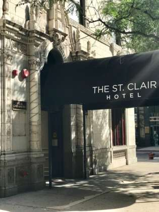 The St. Clair Hotel™ Officially Opens in Downtown Chicago