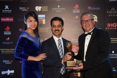 TUTC Wins 'Asia's Leading Luxury Camping Company' at World Travel Awards 2018