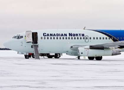 New air service across the Arctic