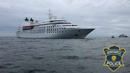 Engine lost: Star Pride luxury cruise ship with 350 passenger stranded