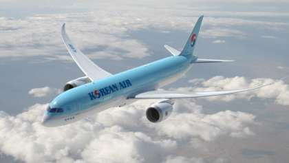 New Korean Air Seoul – Prague service: It's a dream!