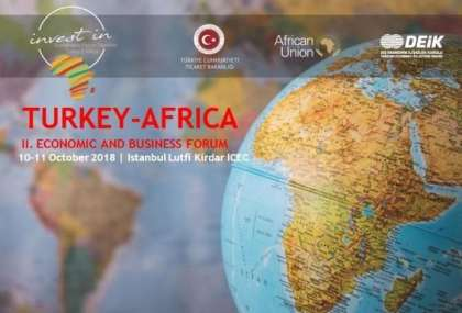 Turkey eyes Africa at the Istanbul Economic and Business Forum