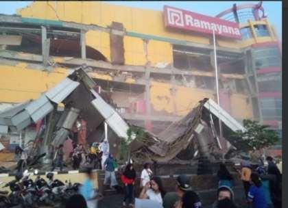 Sulawesi: Major earthquake and deadly Tsunami