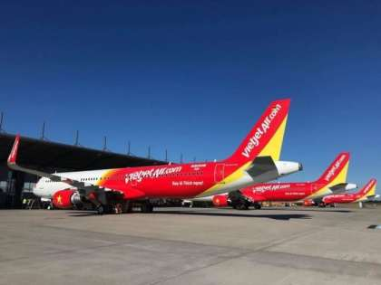 Vietjet listed in the top 50 airlines worldwide