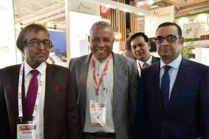 Seychelles, Mauritius, Reunion at Salon IFTM Top Resa Paris