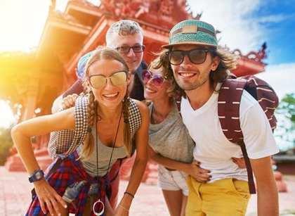 Luxury international trips are increasing among Millennials