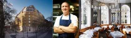 Corinthia Hotel London announcesAndré Garrett as Executive Chef