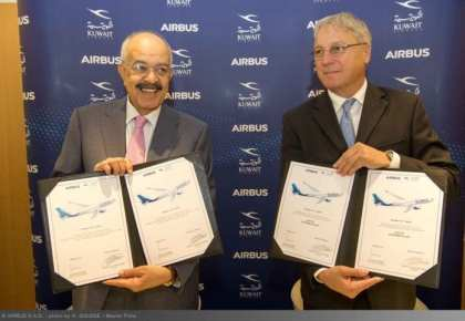 Kuwait Airways: Fleet expansion with purchase of eight A330neo