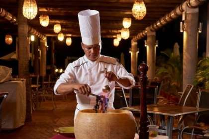 Puerto Vallarta Tourism: 9 Michelin chefs demonstrate culinary skills