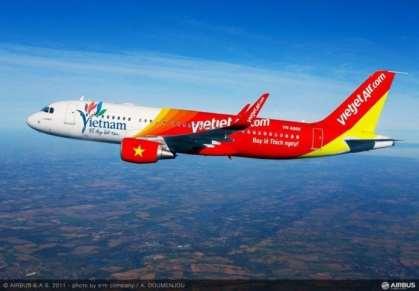 Da Nang to Bangkok now on Vietjet Air