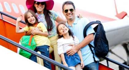 Family travel on the upswing