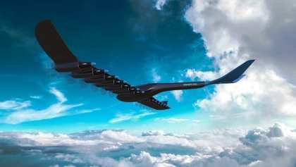 Plans unveiled for first hydrogen-electric passenger aircraft