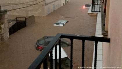 Mallorca: Deadly storm ravages main Spanish tourist destination