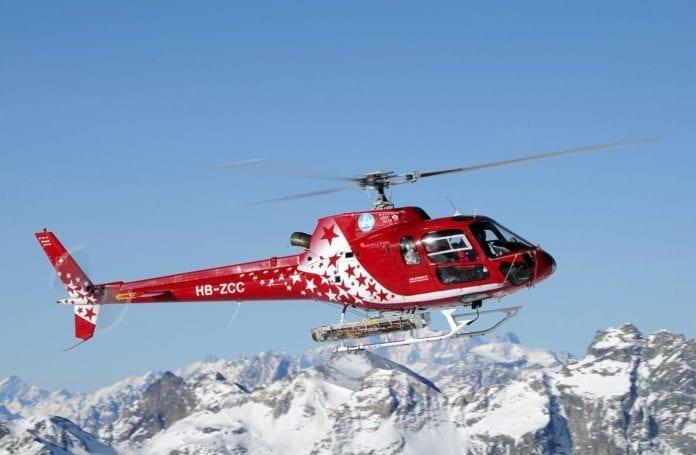 Hertz Switzerland and Air Zermatt launch sightseeing helicopter tours