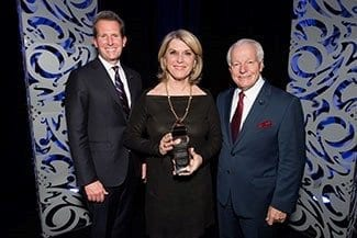 Former Marriott exec Matthews honored for contributions to Travel and Tourism