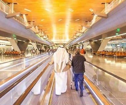 Outbound Tourism Spending from the Gulf is Six Times the Global Average