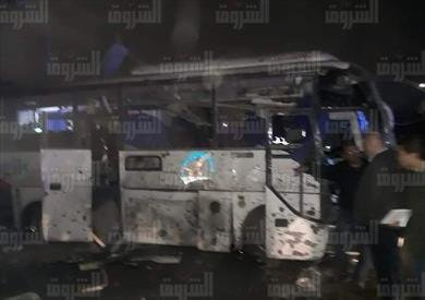 2 Vietnamese tourists killed, 12 wounded in Giza tour bus bombing