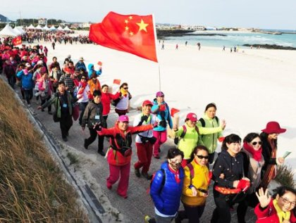 Island trips for Chinese tourists on course for sustained growth