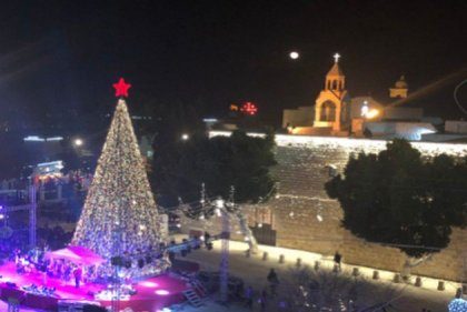 Great News for Palestine Tourism: Bethlehem hotels booked for Christmas