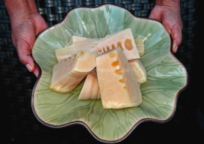 Damyang: Bamboo forests and everyone's favorite – bamboo food!