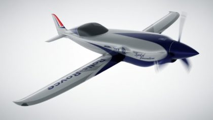 Rolls-Royce: All-electric plane coming to the skies over Great Britain