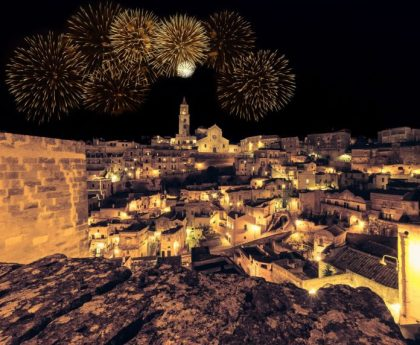 Italy's Matera inaugurated as European Capital of Culture 2019