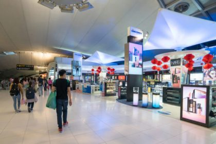 Global travel retail market: Strategies and forecasts