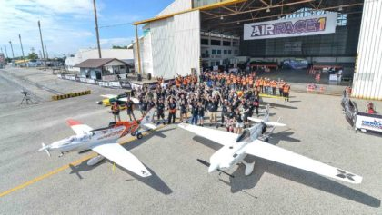 Airbus creates first electric airplane race