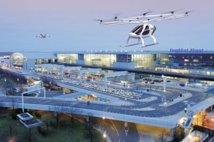 Mobility of the Future: Fraport and Volocopter
