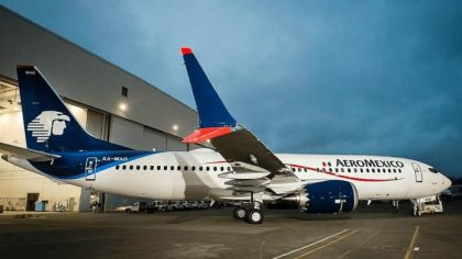 Aeromexico grounds its Boeing 737 MAX fleet after deadly crash