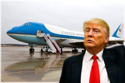 Trump: I don't want Albert Einstein to be my pilot