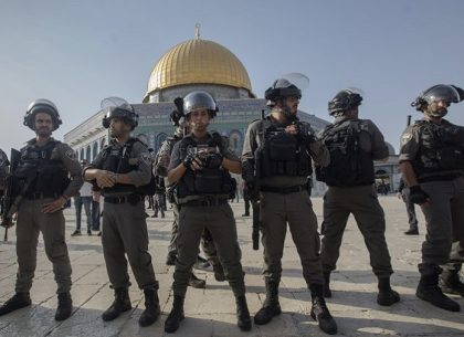 Jerusalem's tourist landmark Temple Mount shut down after firebombing