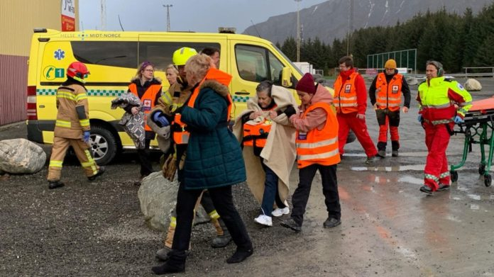 Viking Sky cruise ship safely towed to Norwegian port, 643 passengers rescued, 20 hospitalized