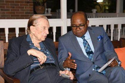 Jamaica's Tourism Minister Bartlett lauds Seaga as icon, champion of the people