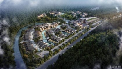 Dusit International to manage deluxe hot springs resort in Wugongshan, China