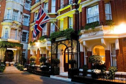 UK hotels suffer their largest profit decline since late 2016