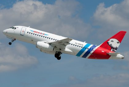 Russia's second largest Superjet 100 operator drops the plane, cancels new purchase