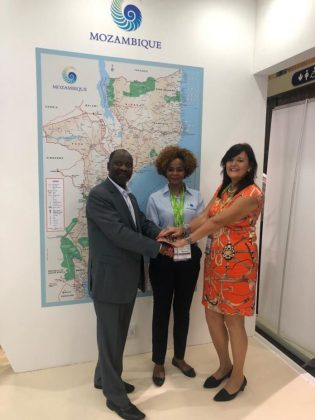 African Tourism Board met Mozambique to assist after double cyclone