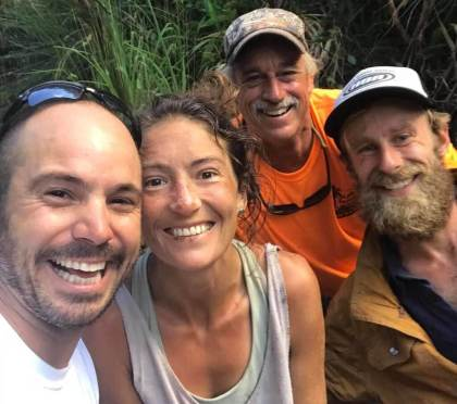 Rescue on Maui: Many Heroes, their Aloha Spirit, her Yoga Training and Love for Nature saved Amanda's life on an Hawaiian Island