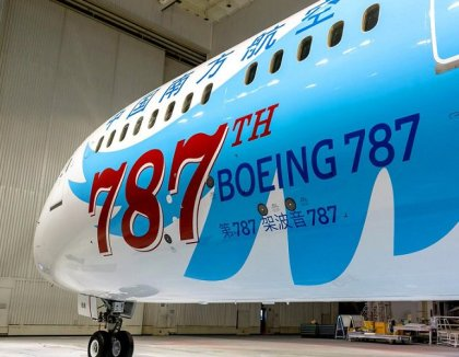 Korean Airlines banks on Boeing 787 Dreamliners
