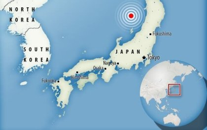 Powerful Sea of Japan earthquake triggers tsunami warning