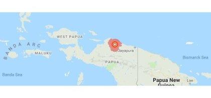 No tsunami warning as strong earthquake rocks Papua New Guinea and Indonesia