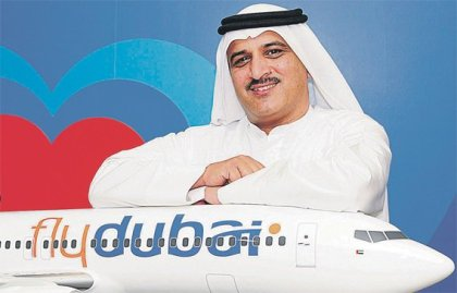 Dubai government-owned low-cost airline flydubai celebrates 10th anniversary